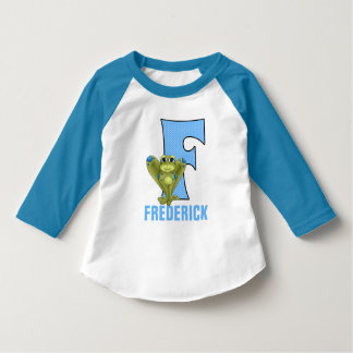 "Kids ""F"" Monogram 
