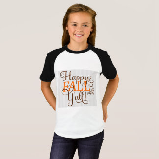 Kids Fall T-Shirt