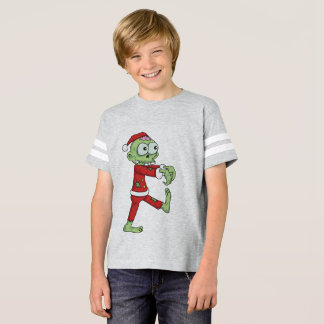 Kids' Football Shirt Boy men Short sleeves Zombies