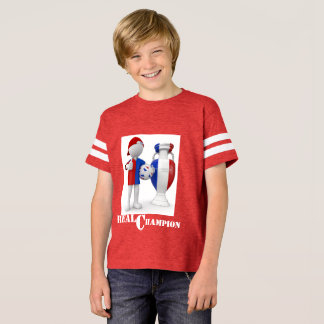 Kids Football T shirts