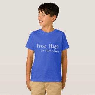 Kid's Free Hugs Tee