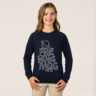 Kids Friendsgiving Sweatshirt