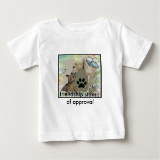 Kids Friendship stamp of approval Shirts
