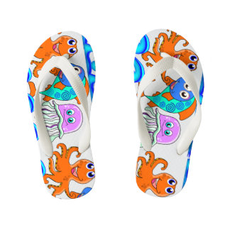 kids, funny sea thongs