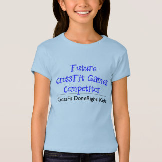 Kids - Future Games Competitor T-Shirt