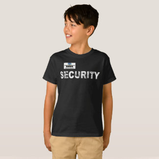Kids'  Geek, Inc. Store Security Tee