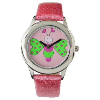kids glitter watch