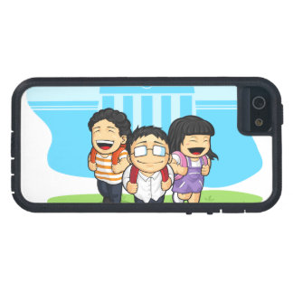 Kids Going Back to School iPhone 5 Covers