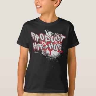 Kids Graffiti: Product of Hip Hop Streetwear T-Shirt