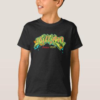 Kids Graffiti: William Streetwear T-Shirt