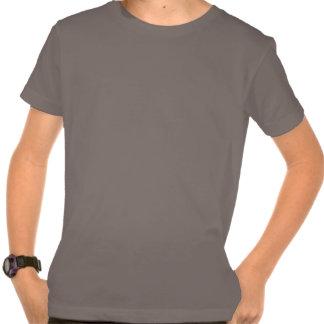 Kid's Gray Organic Shirt - USA