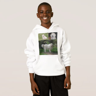 Kids Great Pyrenees Sweatshirt