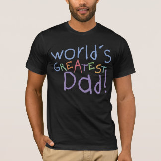 Kids Greatest Dad T-Shirt