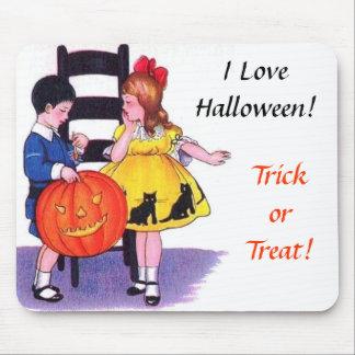 Kids Halloween Mouse Pad