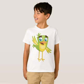 Kids' Hanes TAGLESS® T-Shirt  Bird