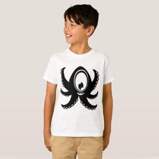Kids' Hanes TAGLESS® T-Shirt Boy man squid