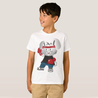 Kids' Hanes TAGLESS® T-Shirt Rat  Athlete