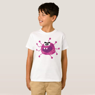 Kids' Hanes TAGLESS® T-Shirt  virus  Boy