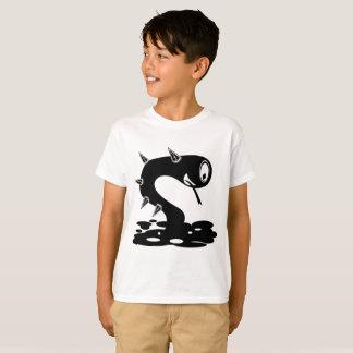 Kids' Hanes TAGLESS® T-Shirt worm