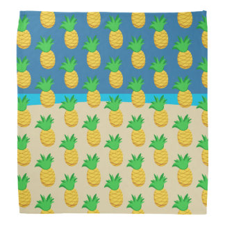 Kids Hawaiian Luau Party Guest Favor Bandana