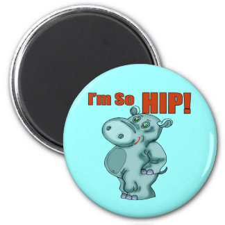 Kids HippopotamusT Shirts and Gifts Magnet