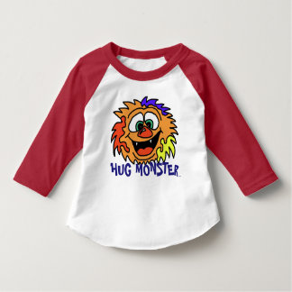 Kids Hug Monster Multicolor shirt