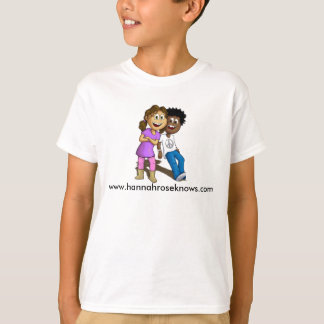 kids I am Encouraged, Enlightened and Empowered T-Shirt