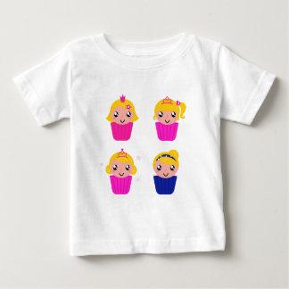 Kids in muffins baby T-Shirt