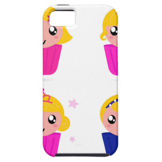 Kids in muffins iPhone 5 covers