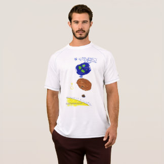Kids in space T-Shirt