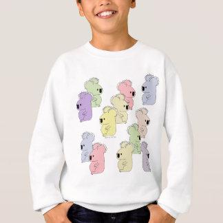 kid's koala multi sweatshirt