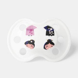 Kids little cute geishas dummy