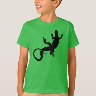 Kid's Lizard T-shirt Organic Kids Lizard Shirts