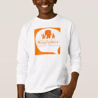 Kid's Long-Sleeve T-Shirt - Speech Bubble Logo