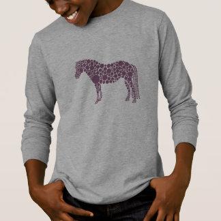 Kids' Long-Sleeved Pony T-Shirt