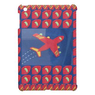 Kids Love Aeroplane Aircraft Flight Travel Holiday Cover For The iPad Mini