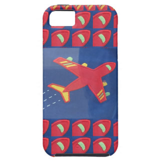 Kids Love Aeroplane Aircraft Flight Travel Holiday iPhone 5 Covers