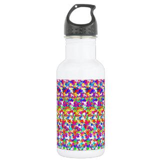 KIDS love butterfly pattens Artistic Texture Cute 532 Ml Water Bottle