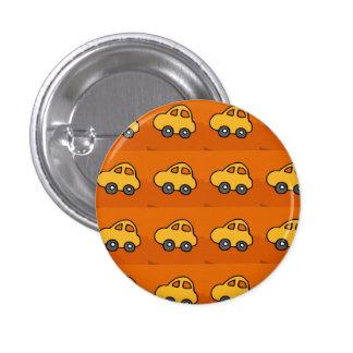 Kids LOVE : Mini Mini Toy Cars 3 Cm Round Badge