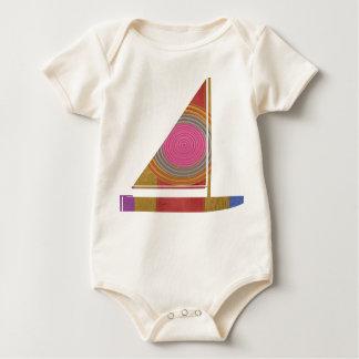 KIDS love SAIL Boat Rompers