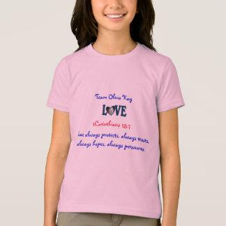 Kids Love t shirt