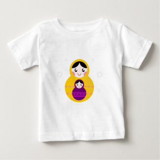Kids matroshka Duo edition Baby T-Shirt