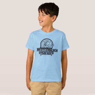 Kids MB Safari T-Shirt - BLUE