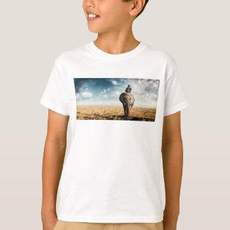 Kids MB Safari T-Shirt - BUBBLES