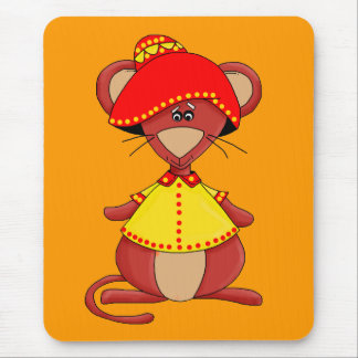Kid's Mexican Mouse Mouse Pad