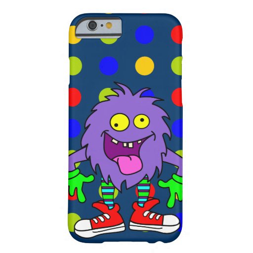 kids, monster barely there iPhone 6 case