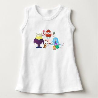 Kids' Monster Dress