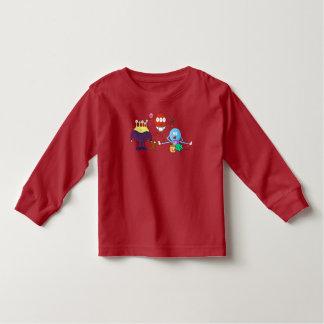 Kids' Monster Longsleeve Tee Shirts