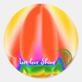 Kids n Teachers Resources Round Sticker
