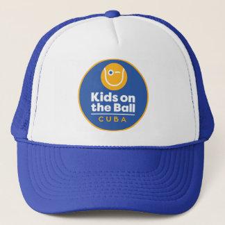 Kids on the Ball: CUBA Trucker Hat